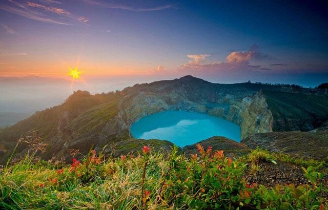 Mua vé máy bay đi Indonesia trực tuyến
