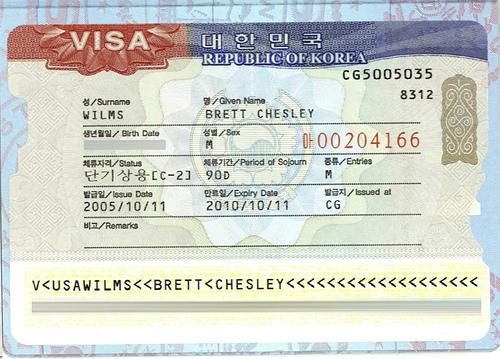 Dịch vụ làm Visa du lịch Hàn Quốc giá rẻ
