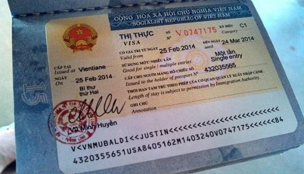 Dịch vụ gia hạn Visa tại Vietnam Travel Group