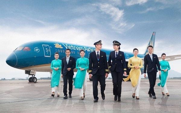 Đặt vé máy bay nội địa của Vietnam Airlines ở namthanh.vn