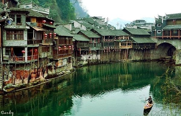 Đà Giang – điểm du lịch lý tưởng tại Trung Quốc