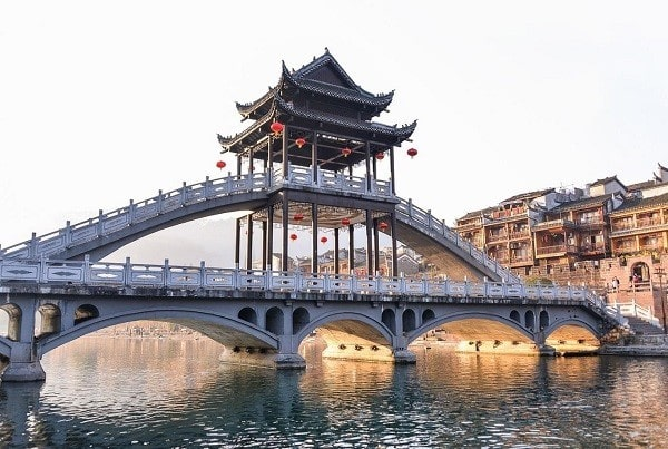 Cầu Hồng Kiều Trung Quốc