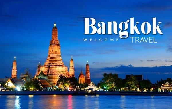 Mua vé máy bay rẻ nhất đi Bangkok