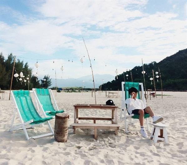 Ttham gia cắm trại tại Cảnh Dương Beachcamp