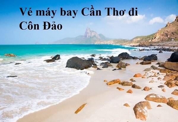 Giá vé máy bay Cần Thơ đi Côn Đảo