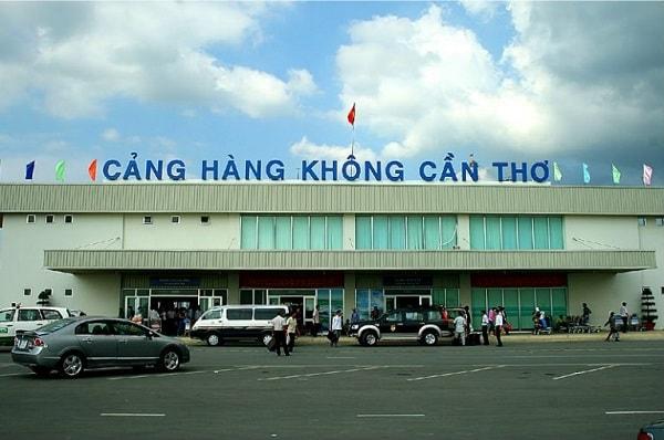 Thông tin sân bay tại Cần Thơ