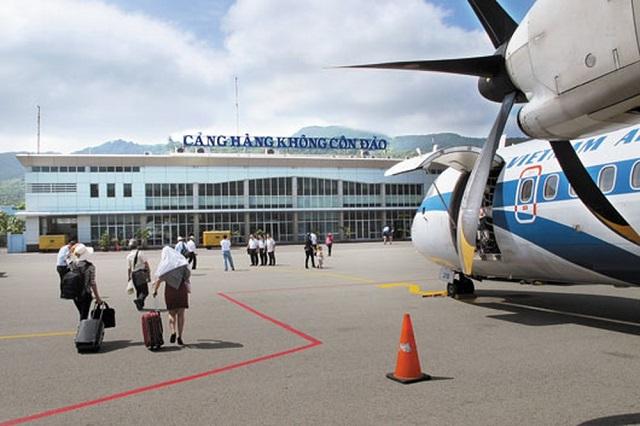 Sân bay tại Côn Đảo