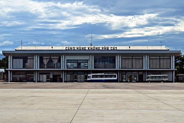 Thông tin sân bay tại Quy Nhơn