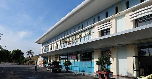 Thông tin sân bay Chu Lai - Tam Kỳ