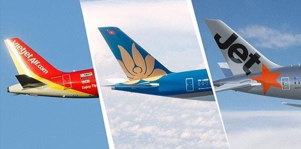 Thông tin về hãng ưu đãi vé máy bay Tết 2019
